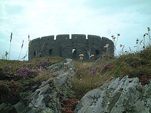 St Michael's Isle - Derby Fort