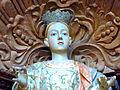 Detalle del Retablo del Templo de San Juan Bautista Amalucan, Puebla (s. XVII) 03.JPG