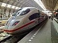 Deutsche Bahn ICE 3 high speed Train at Amsterdam Central Train Station (Ank Kumar) 02.jpg