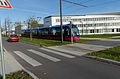 Dijon tramway place de l Europe 02.jpg
