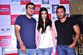 Dinesh Vijan, Diana Penty, Homi Adajania promotes 'Cocktail' 01.jpg