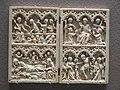 Diptyque Scènes de la vie du Christ (Louvre, OA 7761).jpg