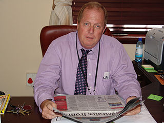 Dirk Stubbe South African politician