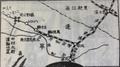 Disappeared position of Captain Nakamura, Tokyo-Asahi Shimbun.png