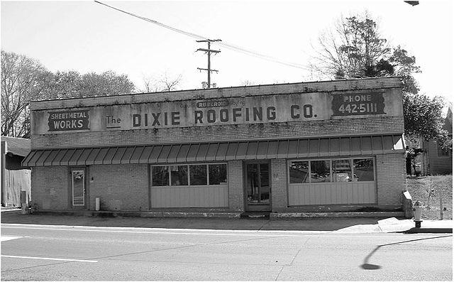 File Dixie Roofing Co Alexandria La 2005 Jpg Wikimedia