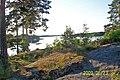 Djurö By, Värmdö. En vacker vårvy från restaurangen i Djurhamn. - panoramio.jpg