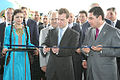 Dmitry Medvedev in Turkmenistan 4-5 July 2008-12.jpg