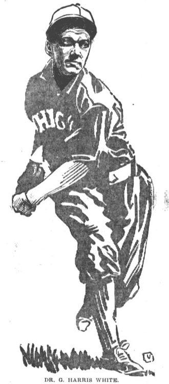 Doc White - Image: Doc White 1912