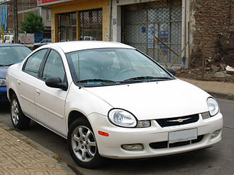 Chrysler Neon - Chrysler Neon