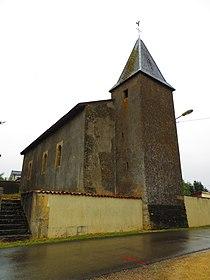 Domremy-la-Canne L'église Saint-Rémi.JPG