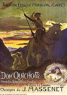 Don Quichotte — Wikipédia