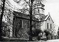 Dorfkirche Niederschönhausen (um 1980).jpg