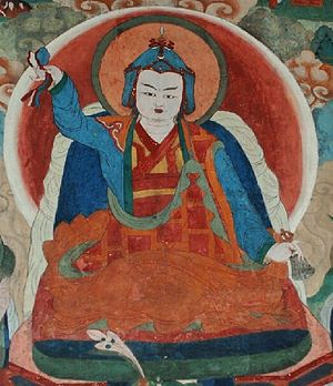 Tertön - Image: Dorje Lingpa