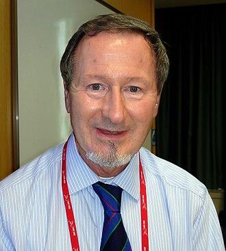 Douglas Osheroff - Osheroff in 2011