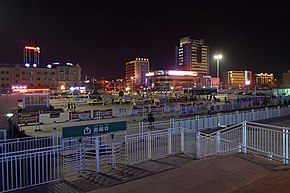 Downtown Hami City night.jpg