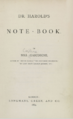 Dr. Harold's Note-book.png