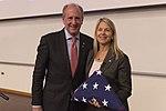 Dr Dava Newman, NASA Deputy Administrator visit to New Zealand, July 11-18, 2016 (27685635083).jpg