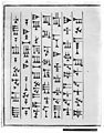 Drawing of Cuneiform from the Ninevah expedition Wellcome M0004438.jpg