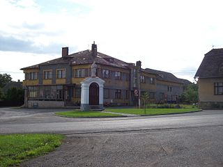 Drozdov (Beroun District) Municipality and village in Central Bohemian Region, Czech Republic