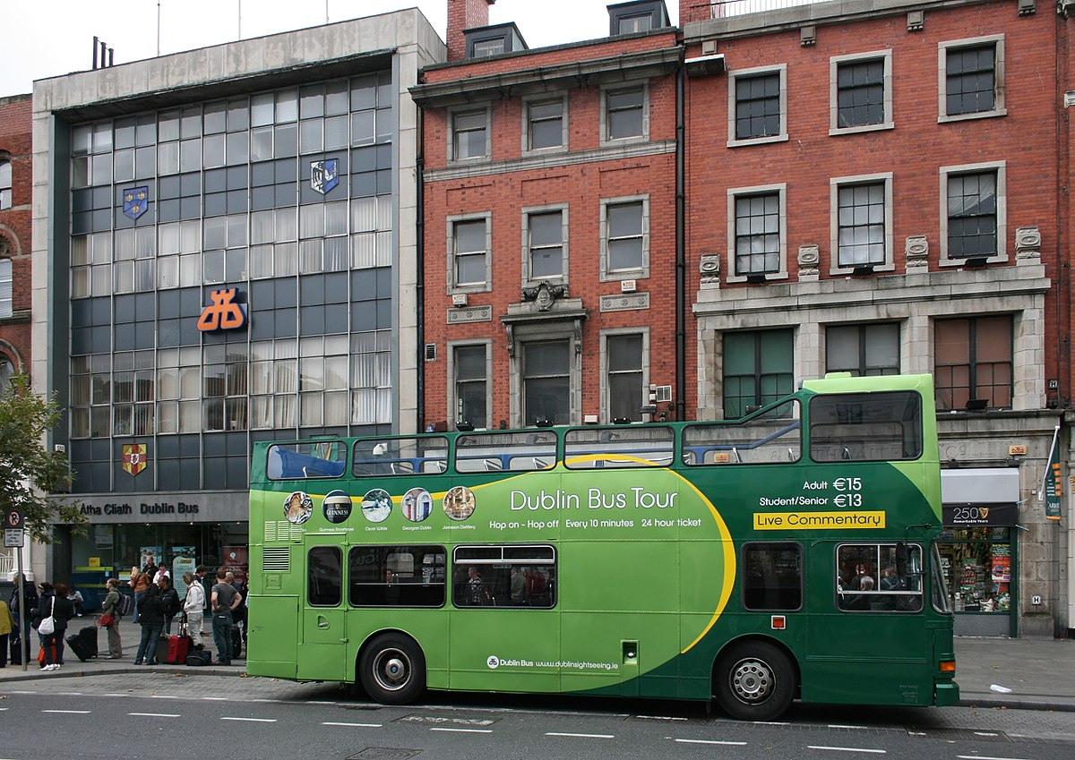 Dublin Bus – Wikipedia