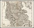 Ducatus Slesvicensis in omnes suas praefecturas circulos et provincias distinte divisus (8343681500).jpg