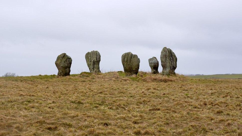 Duddo Stone Circle - geograph.org.uk - 1729405