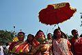 Durga Idol Immersion Procession - Baja Kadamtala Ghat - Kolkata 2012-10-24 1466.JPG