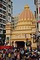 Durga Puja Pandal - Ekdalia Evergreen - Ekdalia Road - Kolkata 2014-10-02 8860.JPG