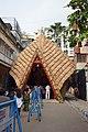 Durga Puja Pandal - Falguni Sangha - Suren Tagore Road - Kolkata 2015-10-21 6146.JPG