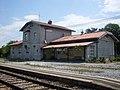Dutovlje-train station.jpg