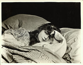 Lillian Gish in An Innocent Magdalene