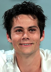 Dylan O'Brien 2014 Comic Con (cropped).jpg