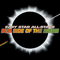"Album Cover of the Easy Star All-Stars first release ""Dub Side of the Moon"""