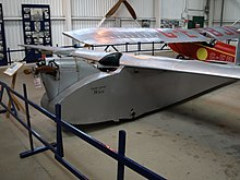 English Electric Wren At The Shuttleworth Collection