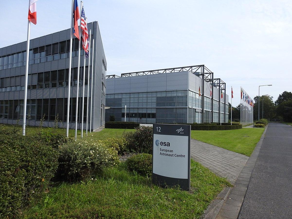 European Astronaut Centre Tour