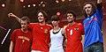 EURO2008 Christina STÜRMER + Band.jpg