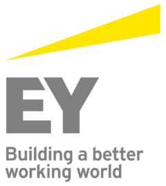 Logo for Ernst & Young