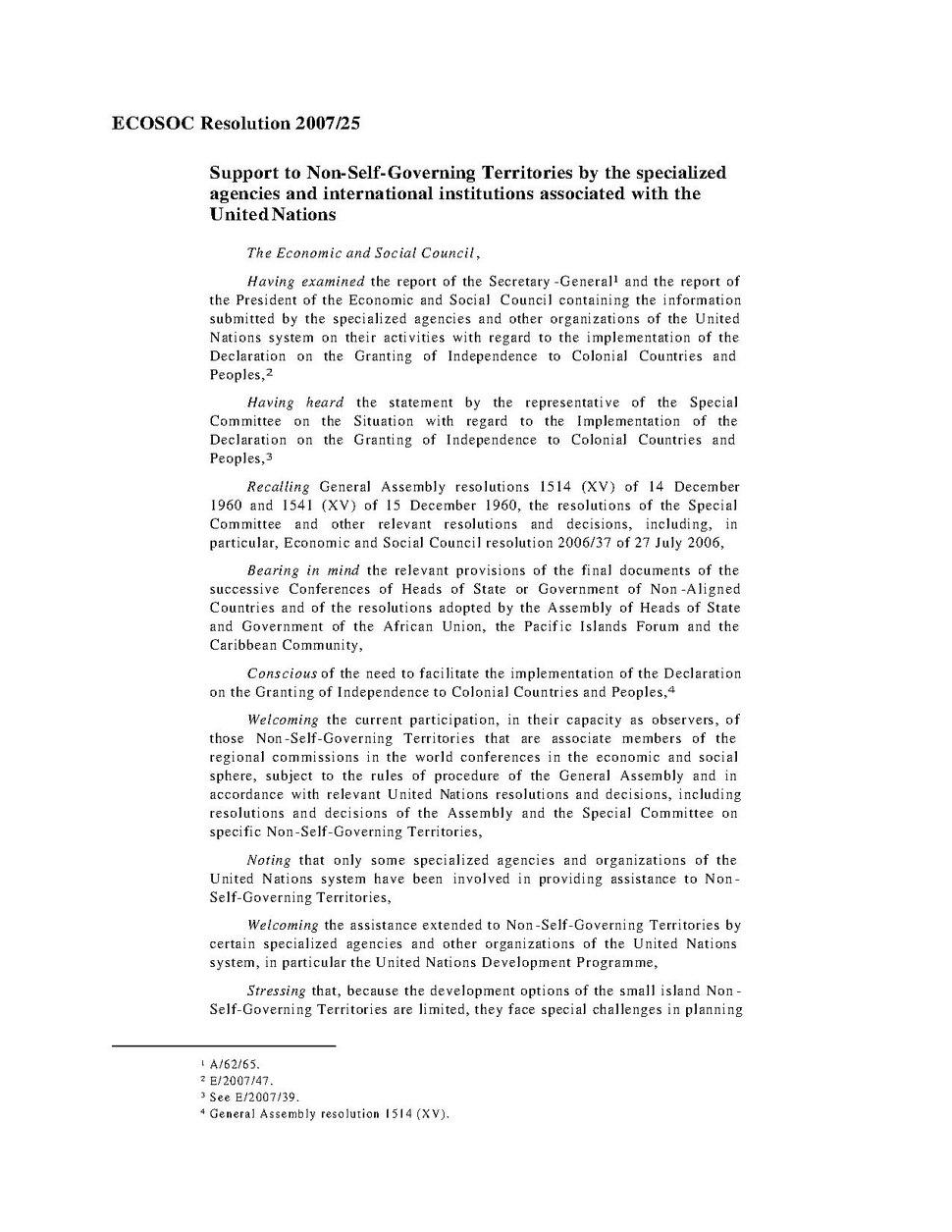 Economic and Social Council Resolution 2007-25.pdf