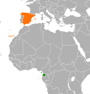 Equatorial Guinea–Spain relations Diplomatic relations between the Republic of Equatorial Guinea and the Kingdom of Spain
