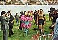 Eddy Merckx, arrivée du record du monde de l'heure à Mexico (1972).jpg