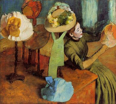 Edgar Germain Hilaire Degas 011
