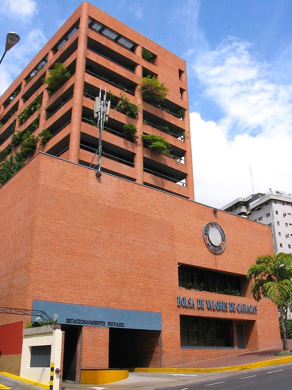 Edificio BVC