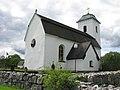 Eds kyrka, Uppland, bakifrån.jpg