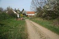 Educational Trail of Otokara Březina near Vícenice and Bohušice, Třebíč District.JPG