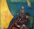 Edvard Munch - Death at the helm.jpg