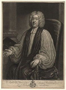 Edward Waddington English bishop