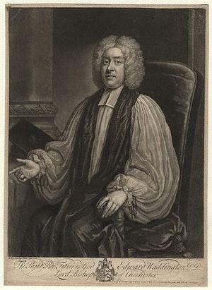 Edward Waddington - Bishop Waddington