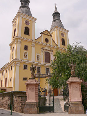 Eger – Cistercian Church 01