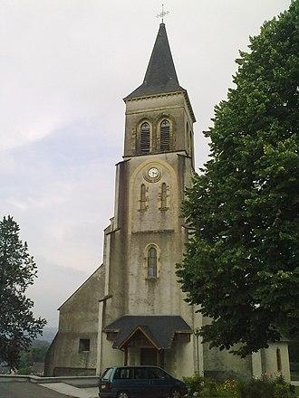 Asson - The Church of Saint Martin