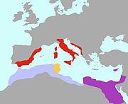Egypt, Rome, Carthage and Numidia